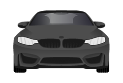 BMW M4 PNG SMALLER