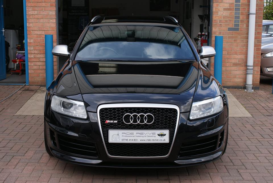 Folkestone Remap Audi