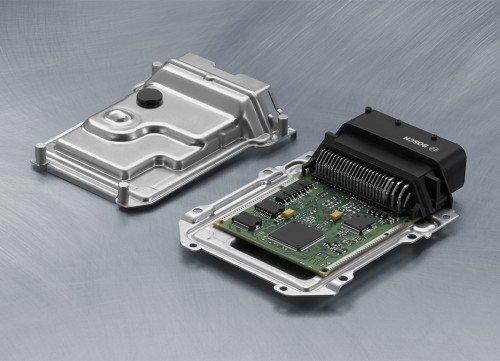 Bosch ECU remap